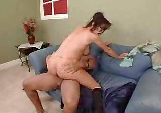 older nancy with darksome dick